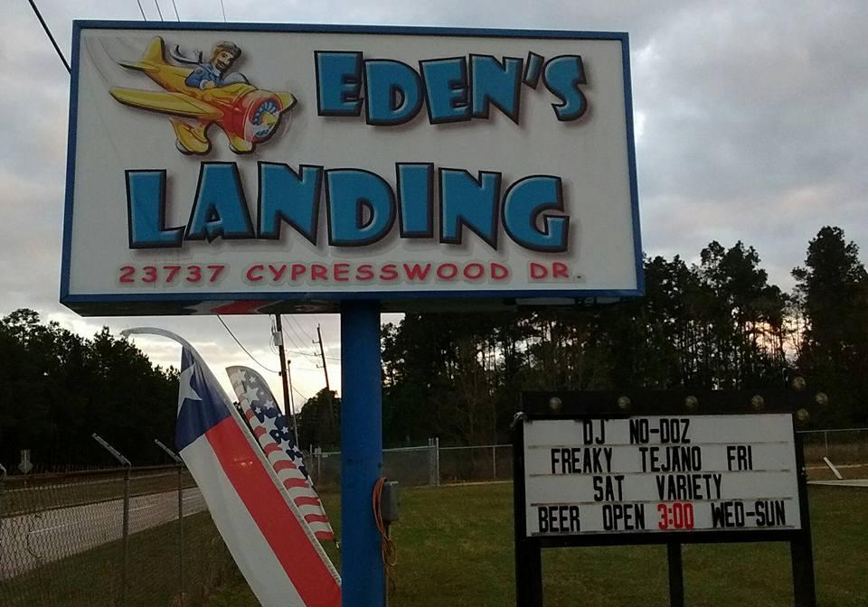 EDEN'S LANDING